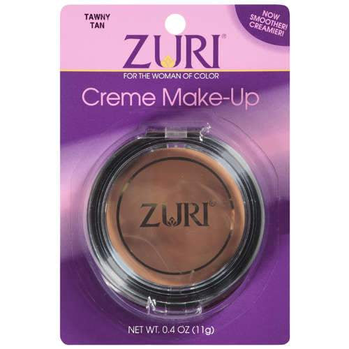 Zuri Cream Makeup - Tawny Tan