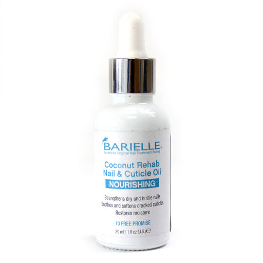 Barielle Coconut Rehab Nourishing Nail and Cuticle Oil 1 oz.