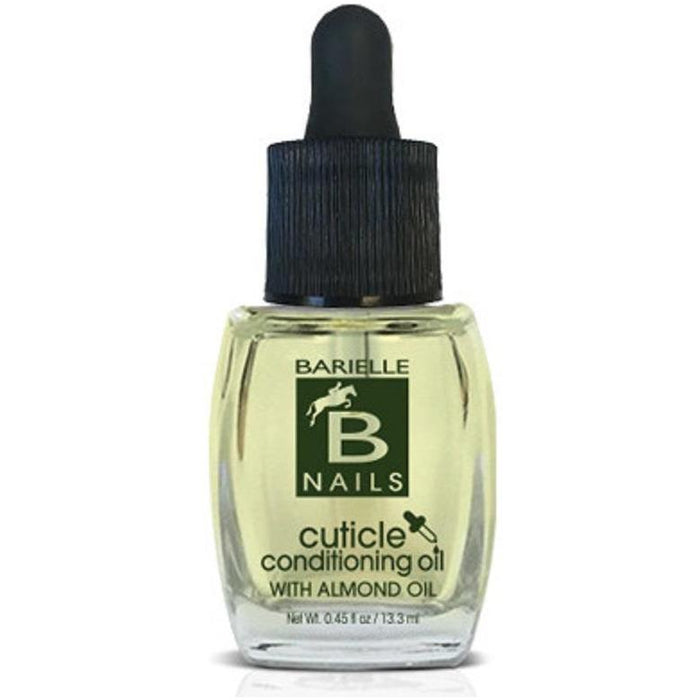 Barielle Cuticle Conditioning Oil - with Almond Oil, Vitamin E & Tea Tree Oil .45 oz. - Barielle - America's Original Nail Treatment Brand