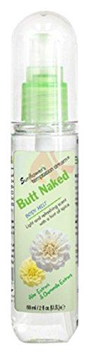 Body Splash Temptation -Butt Naked 2.1 oz