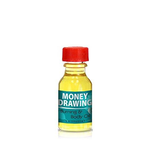 Burning & Body Oil - Money Drawing .5 oz.