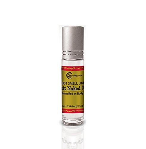 Spectrum Roll-on Body Oil - Butt Naked .33 oz.