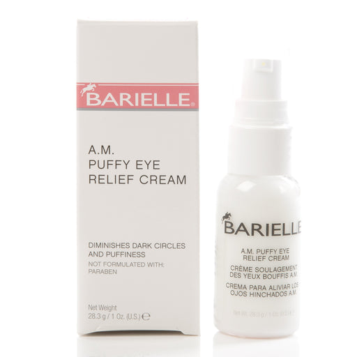 Barielle A.M. Puffy Eye Relief Cream 1 oz. - Barielle - America's Original Nail Treatment Brand