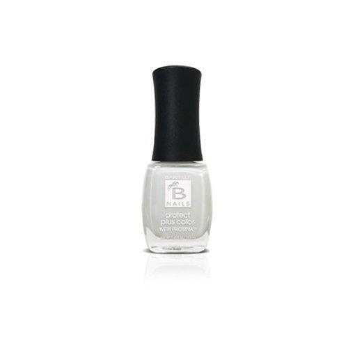 Barielle Protect Plus Color With Prosina Nail Polish Enduring - Opaque White - Barielle - America's Original Nail Treatment Brand
