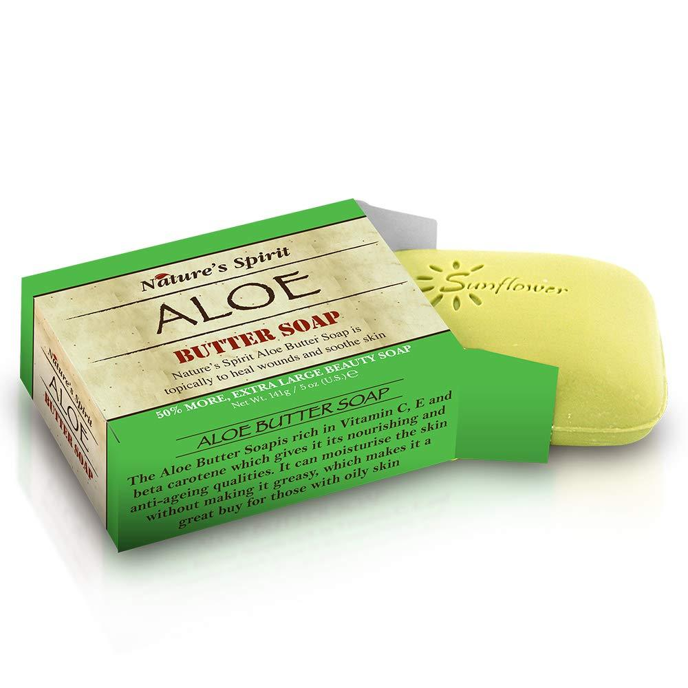 Nature's Spirit Aloe Butter Soap 5 oz.
