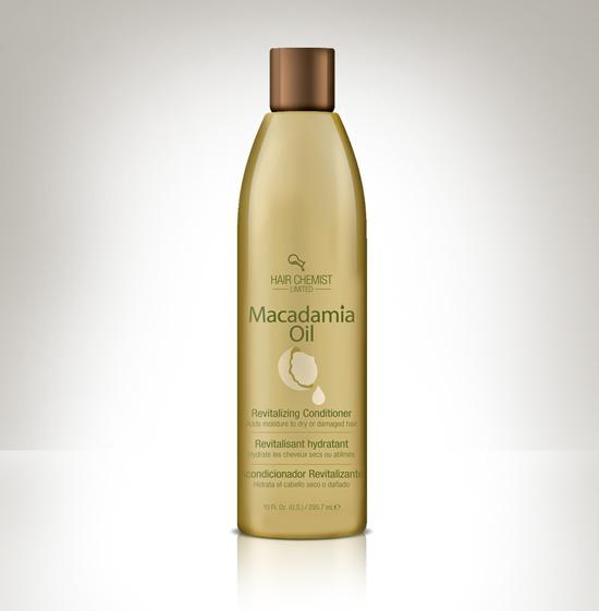 Hair Chemist Macadamia Revitalizing Conditioner 10 oz.