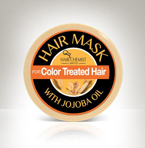 Hair Chemist Hair Mask for Color Treated Hair with Jojoba Oil 2 oz.