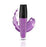 Zuri Flawless Super Glossy Lip Color - Purple-icious