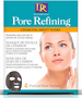 Daggett & Ramsdell Pore Refining Charcoal Sheet Masks 4-Count