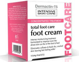 Dermactin-TS Total Foot Care Cream 4 oz.