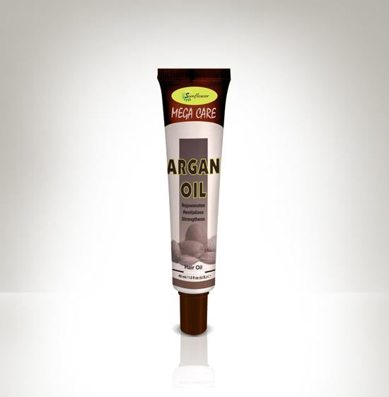 Difeel Mega Care Hair Oil - Argan Oil 1.4 oz.