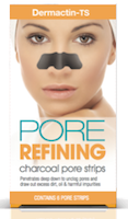 Dermactin-TS Pore Refining Charcoal Pore Strips 6-Count