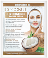 Dermactin-TS Hydrating Coconut Facial Sheet Mask