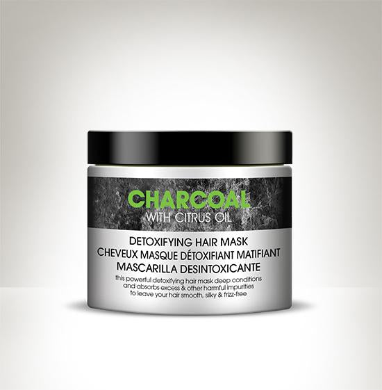Hair Chemist Charcoal Detoxifying Masque with Citrus Oil 8 oz.