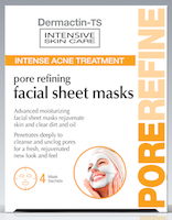 Dermactin-TS Pore Refining Facial Sheet Mask 4-Count