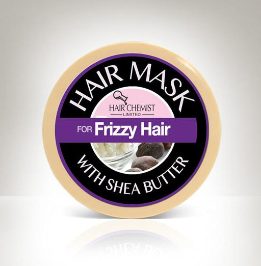 Hair Chemist Hair Mask for Frizzy Hair with Shea Butter 2 oz.