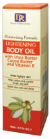 Dagget & Ramsdell Lightening Body Oil with Shea Butter, Cocoa Butter & Vitamin-E 6 oz.
