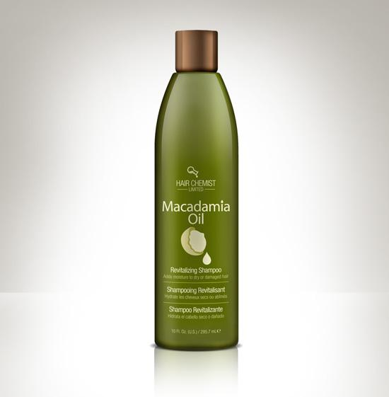 Hair Chemist Macadamia Revitalizing Shampoo 10 oz.