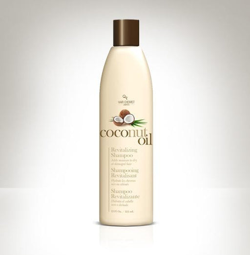 Hair Chemist Coconut Revitalizing Shampoo 10 oz.