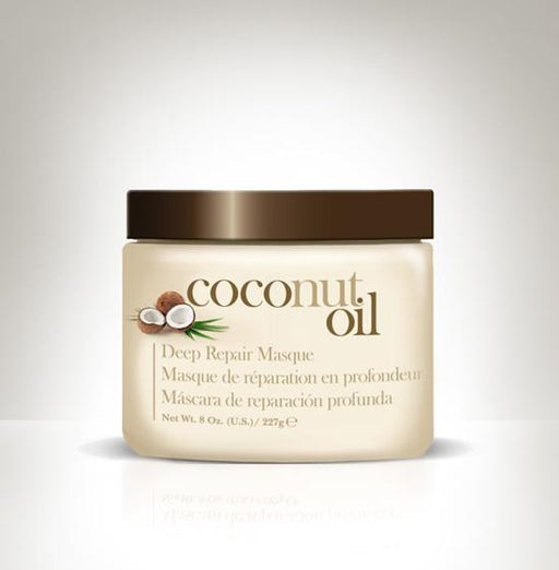 Hair Chemist Coconut Oil Deep Repair Masque 8 oz.