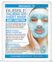 Dermactin-TS Rejuvenating Bubble Hyaluronic Acid Sheet Mask