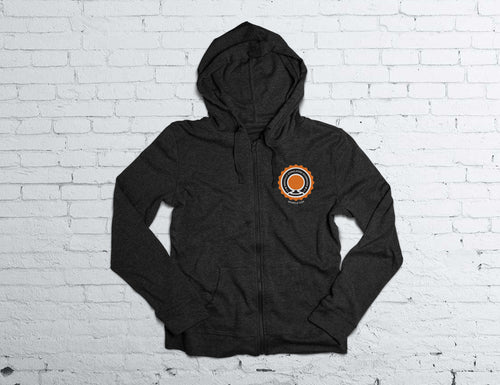 New Items: Black and Gray Hoodies!