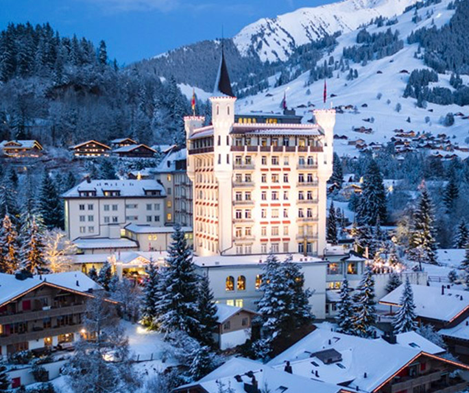 Gstaad Palace