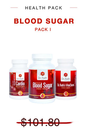 BLOOD SUGAR SUPPORT PACK I