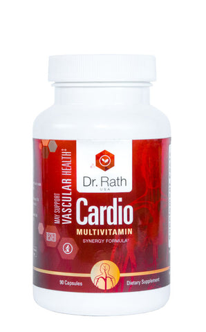 Cardio Multivitamin Synergy Formula