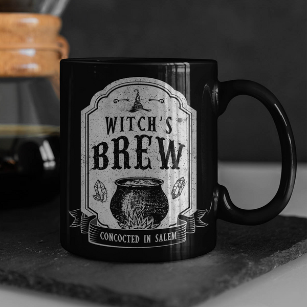 Witch's Brew drinkware