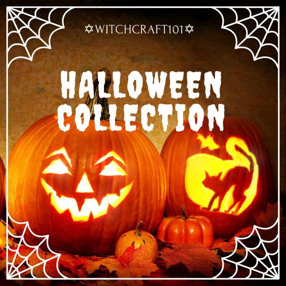 Halloween Collection for Witches