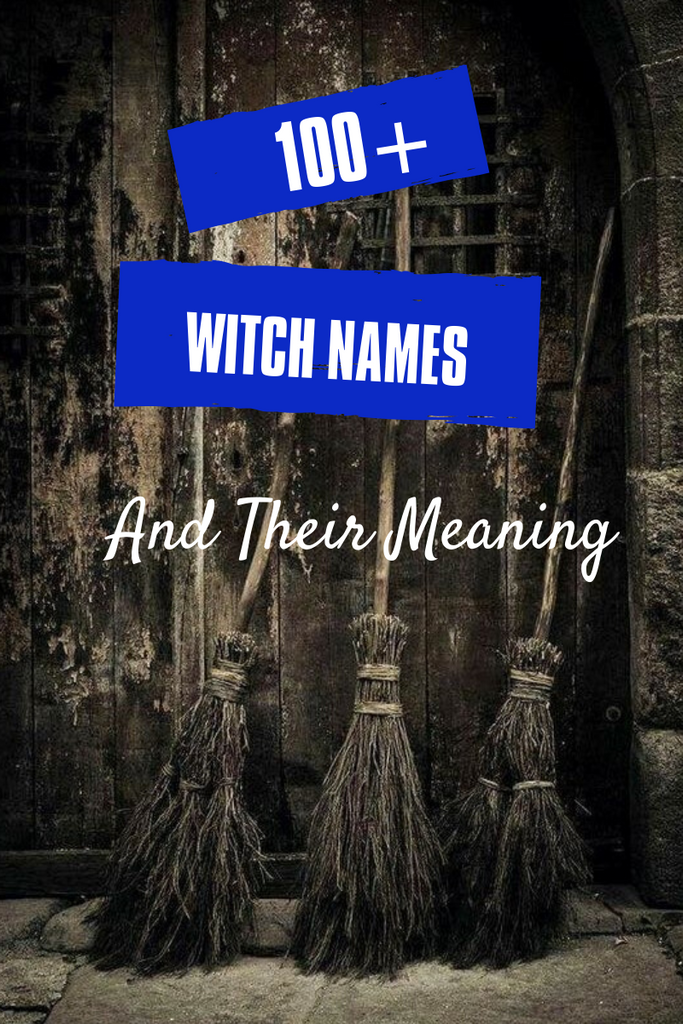 Explore 100+ Pagan or Witch Names and Meaning