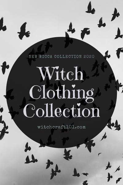 witch clothing, wicca oufit, witchy clothing