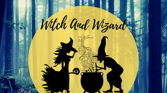 different between witch and wizard