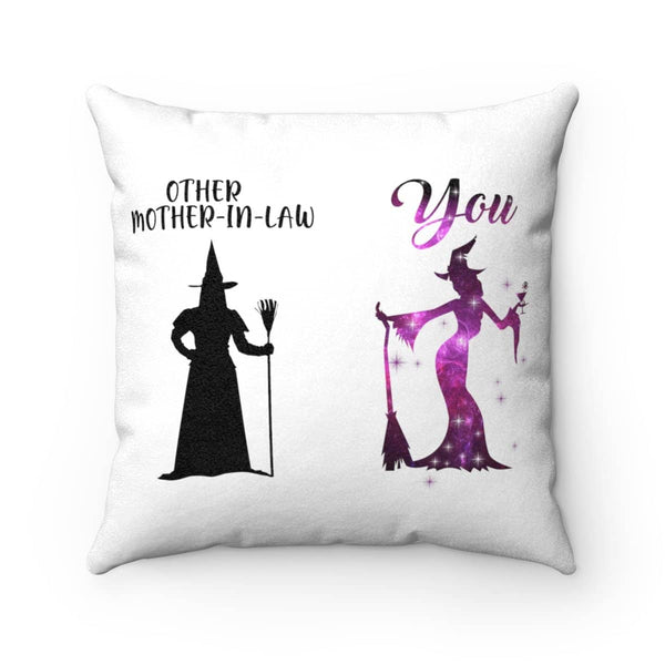 Mother-in-law Pillow Case - Witch Apparel