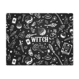Witch Pattern Placemat