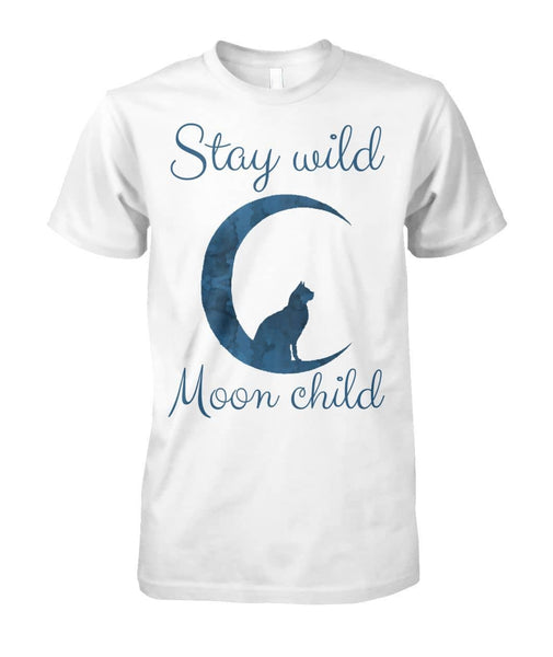 Stay Wild Moon Child Shirt - Witch Apparel