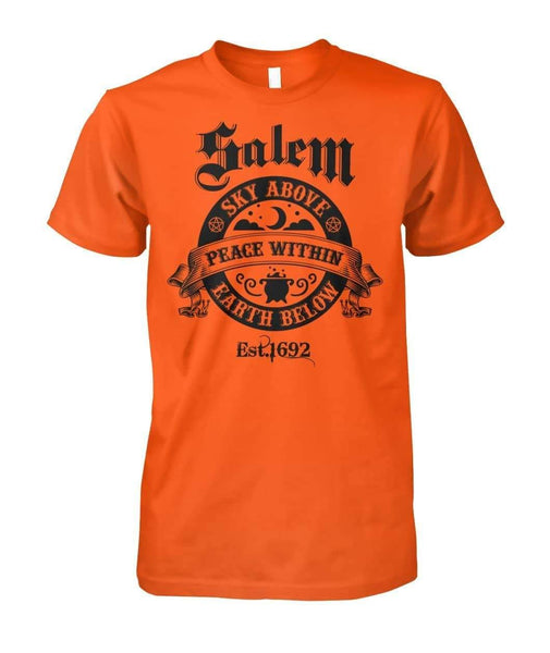 Salem Witch Shirt - Witch Apparel