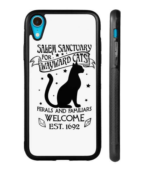 Home For Wayward Cats Phone case - Witch Apparel