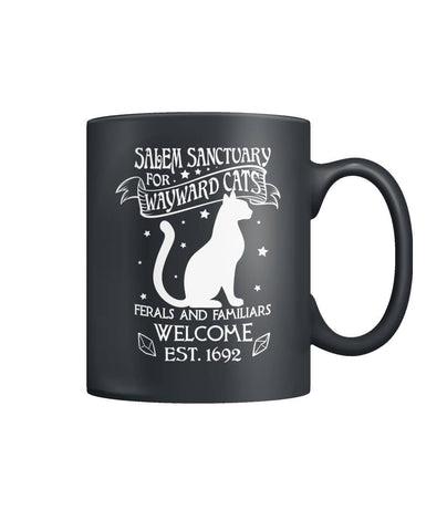 Wayward Cats Color Coffee Mug - Witch Apparel