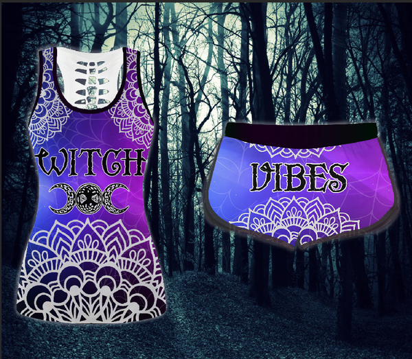 Witch Vibes Tank set