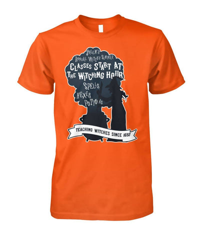 Salem's Annual Witch's Seminar Shirt - WitchCraft 101