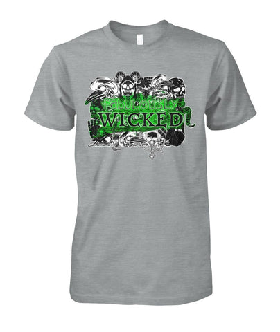 Fabulously Wicked Shirt - Witch Apparel