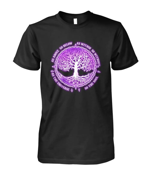 As Above So Below Shirt - Witch Apparel