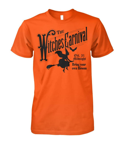 WITCHES CARNIVAL SHIRT - Witch Apparel