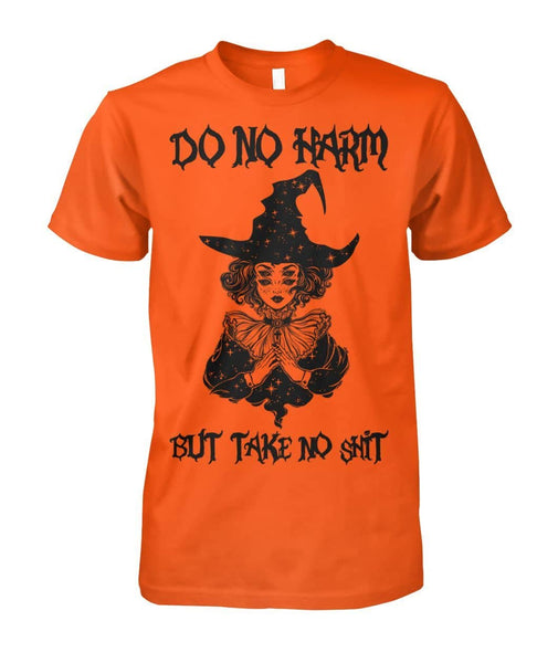 Do No Harm Shirt - Witch Apparel