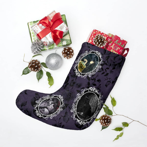 Witch Christmas Stocking - Witch Apparel