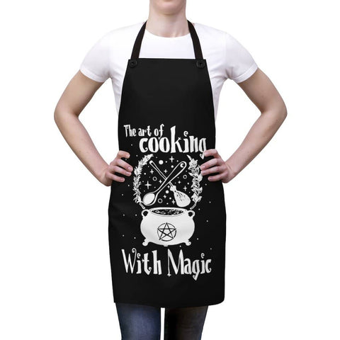The Art Of Cooking - Witch Apparel