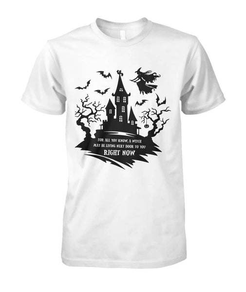 A Witch May Be Living Next Door Shirt - Witch Apparel
