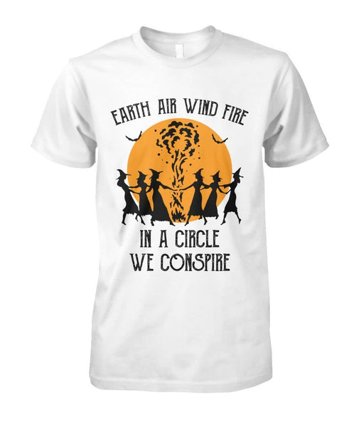 Circle We Conspire Shirt - Witch Apparel